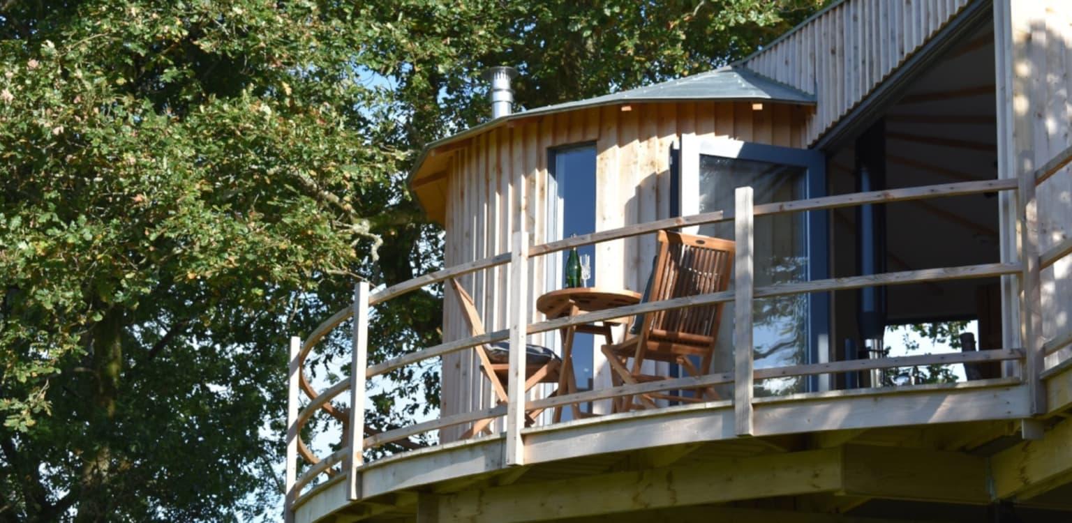 Wild Welsh Treehouse