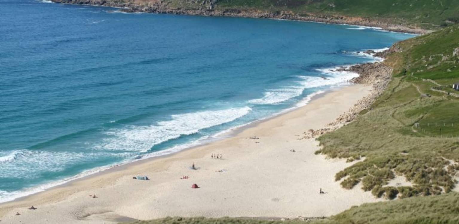 Sennen Beach, Cornwall