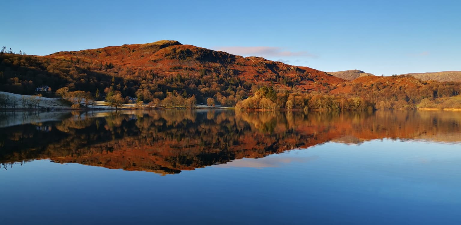 The Lake District National Park, England