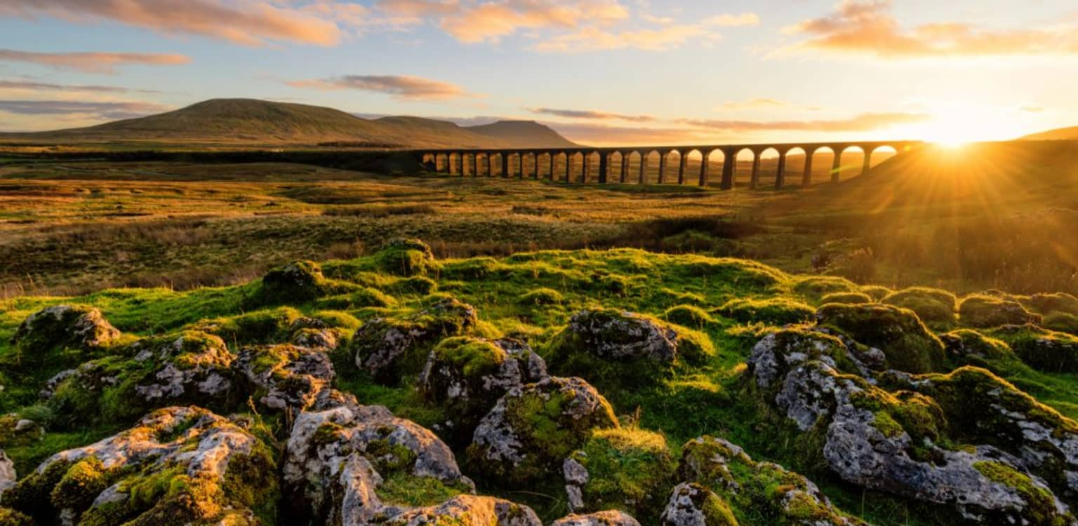 The Yorkshire Dales National Park, England