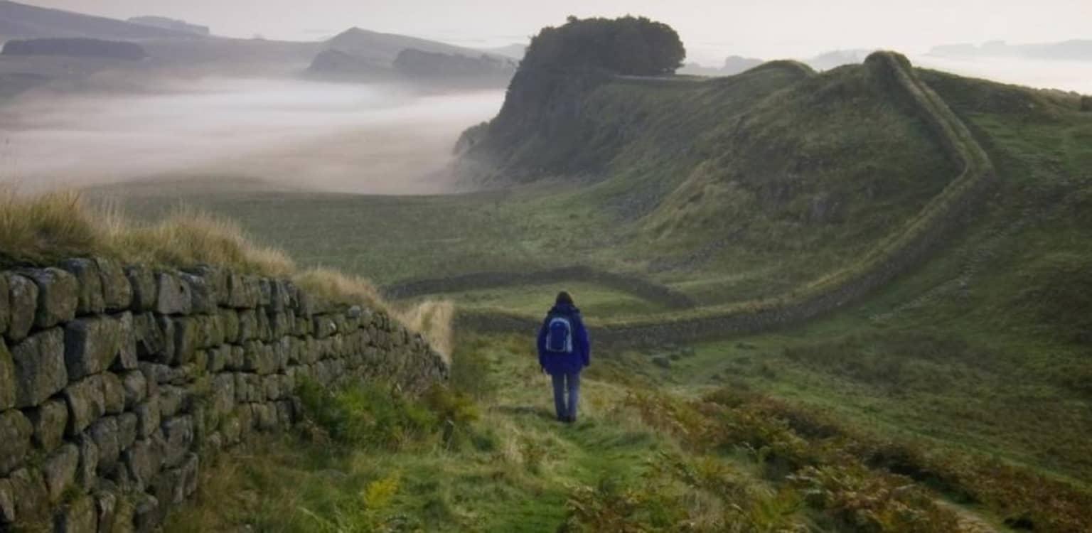 Northumberland National Park, England