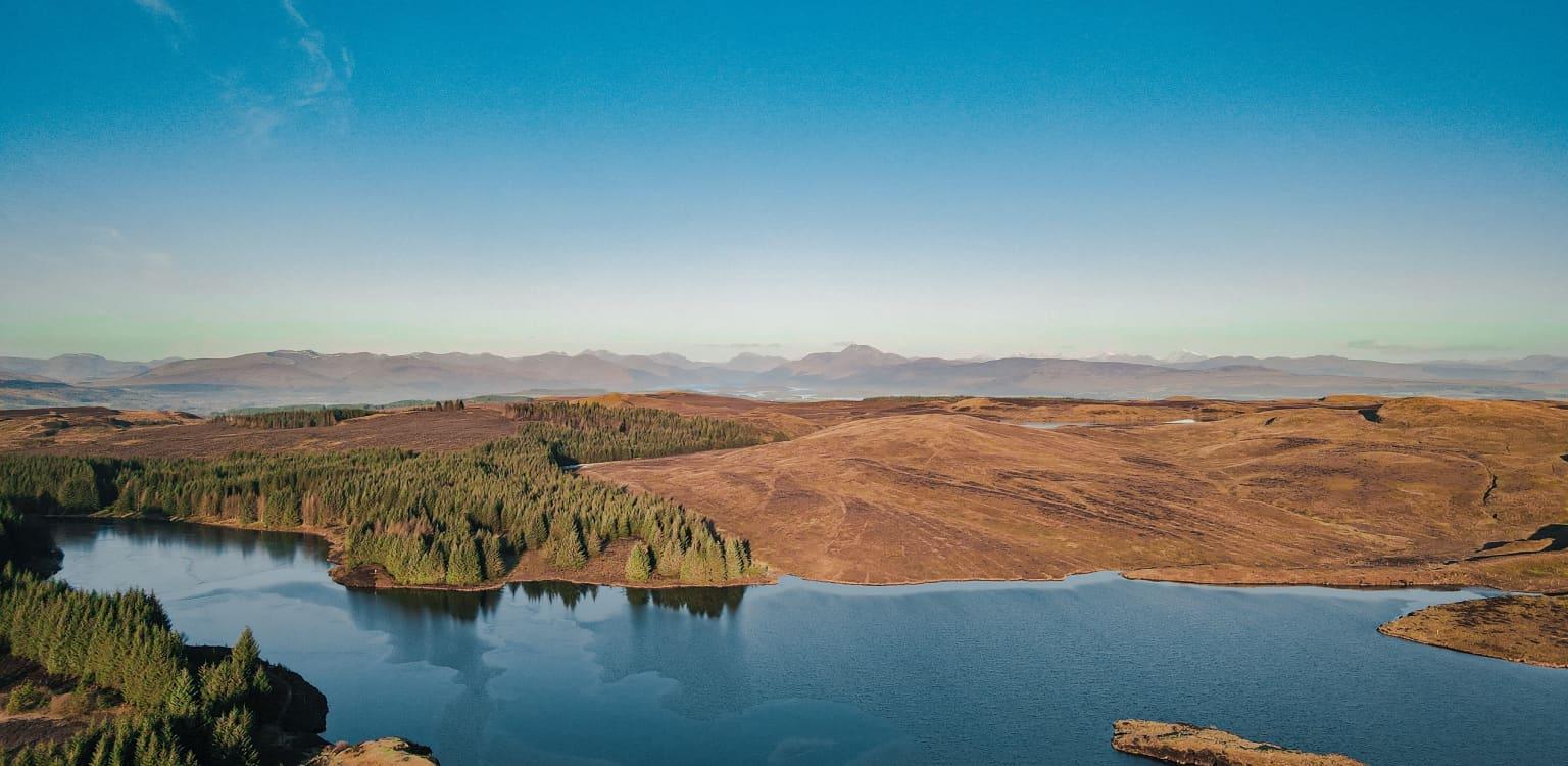 Loch Lomond and The Trossachs, Scotland