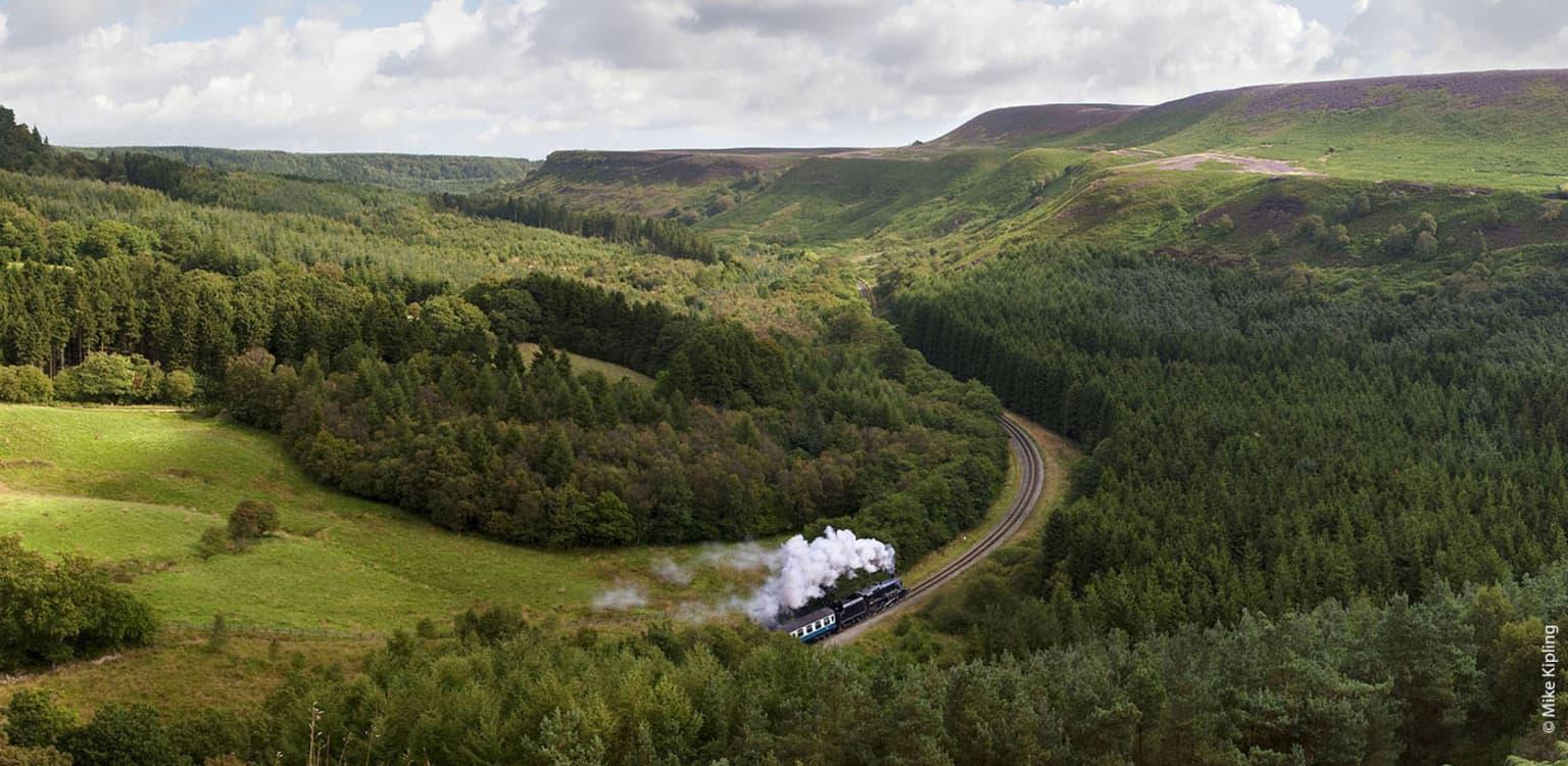 North York Moors National Park, England