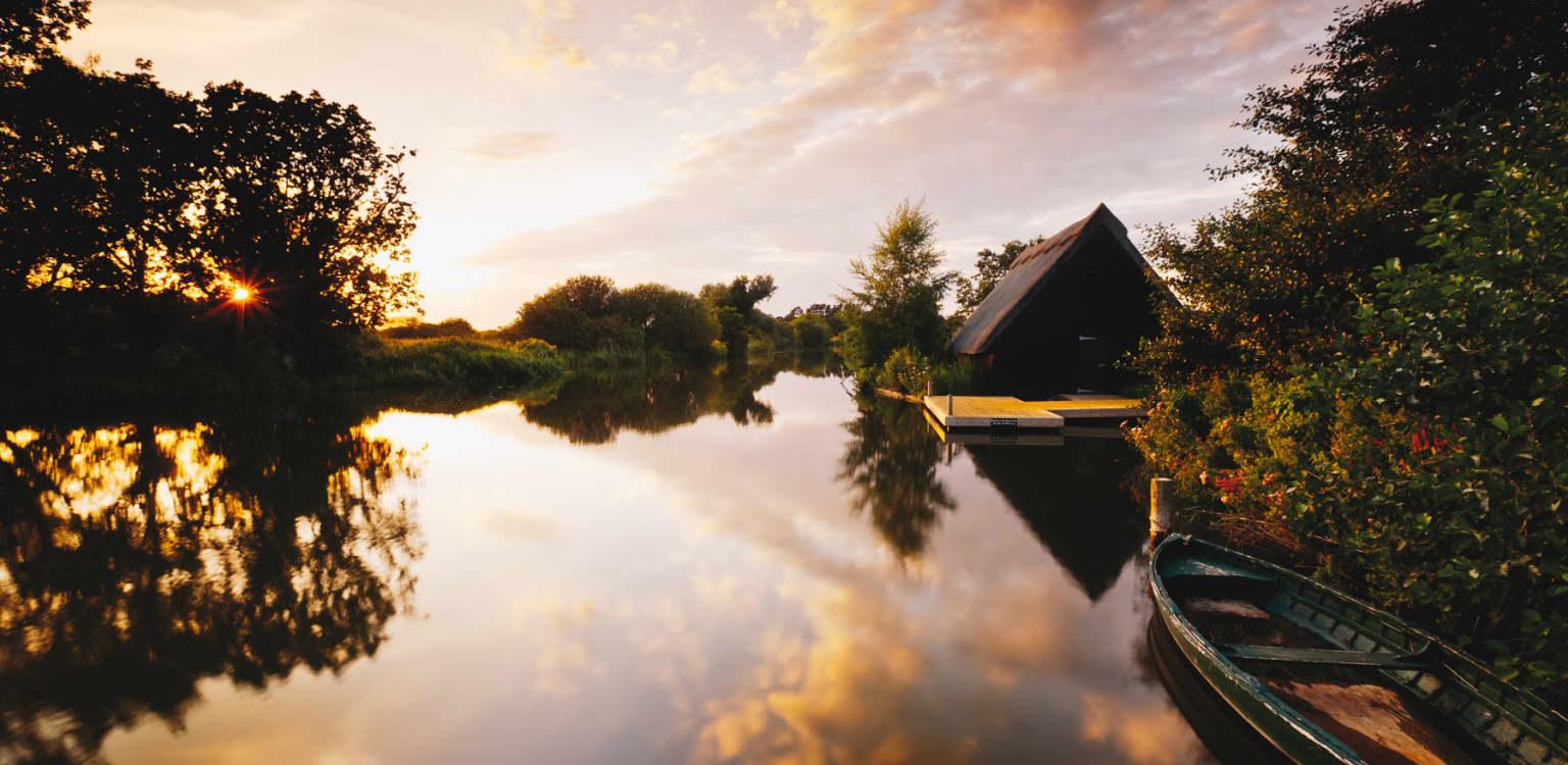 Norfolk Broads National Park, England
