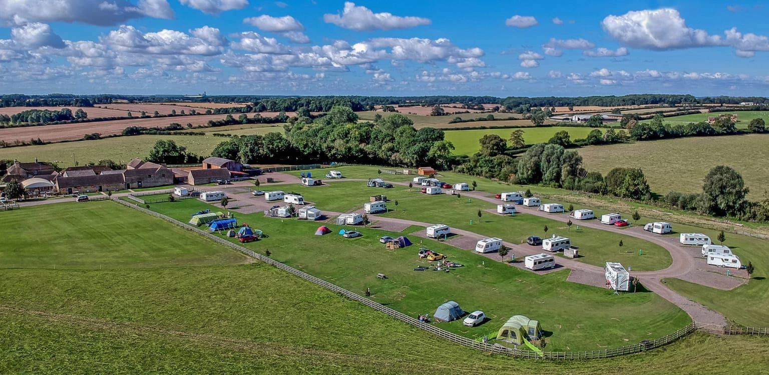 1. New Lodge Farm Campsite