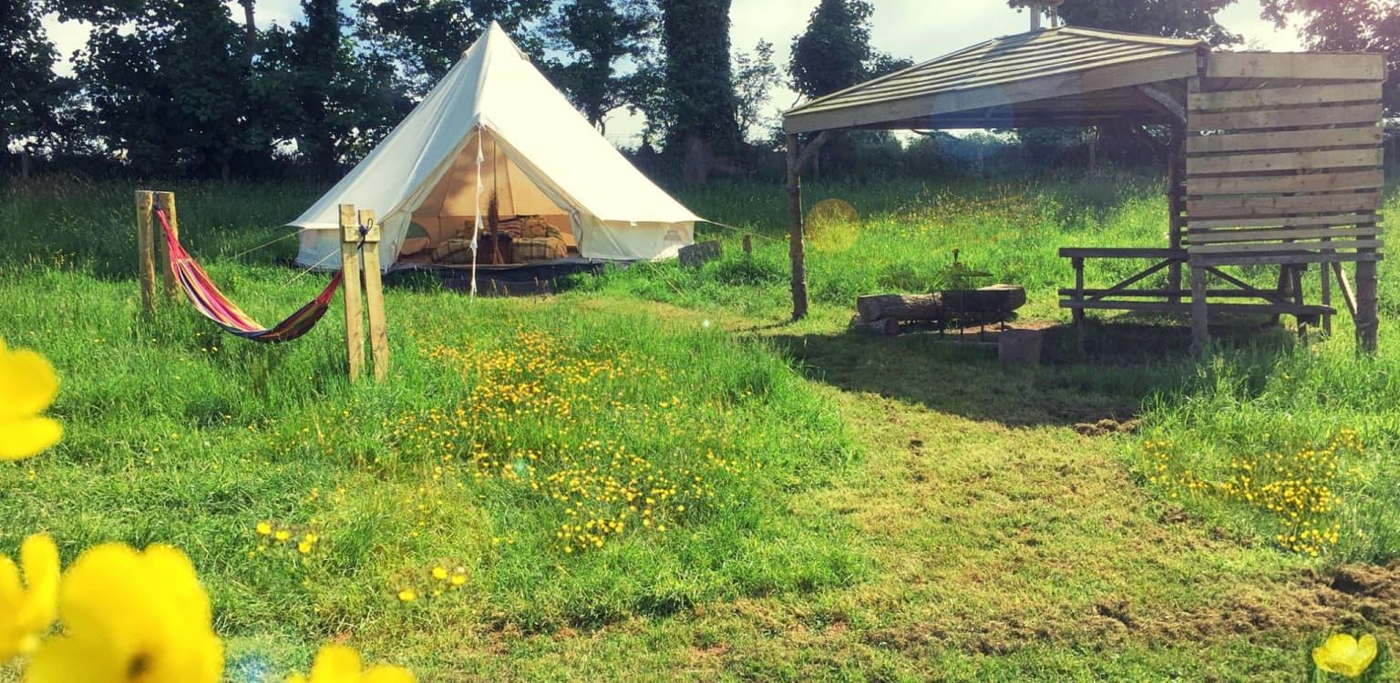 5. Eco Escape Campsite