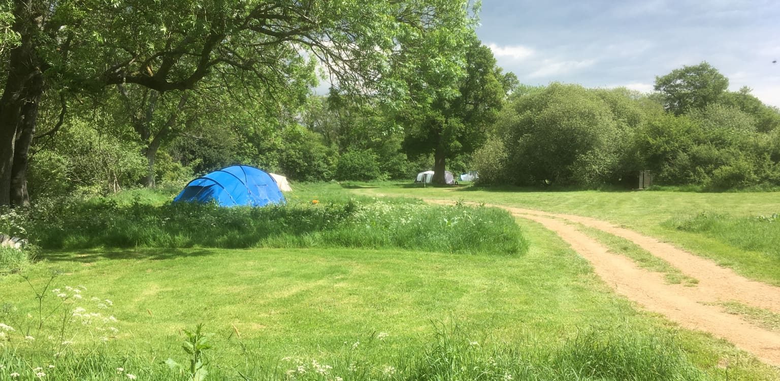 2. Ouse Meadow Campsite, East Sussex