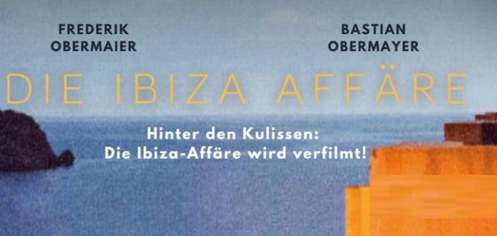 Die Ibiza-Affäre - Filmbuch