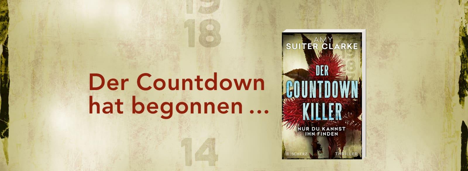 Hero Banner Countdown Killer Landingpage