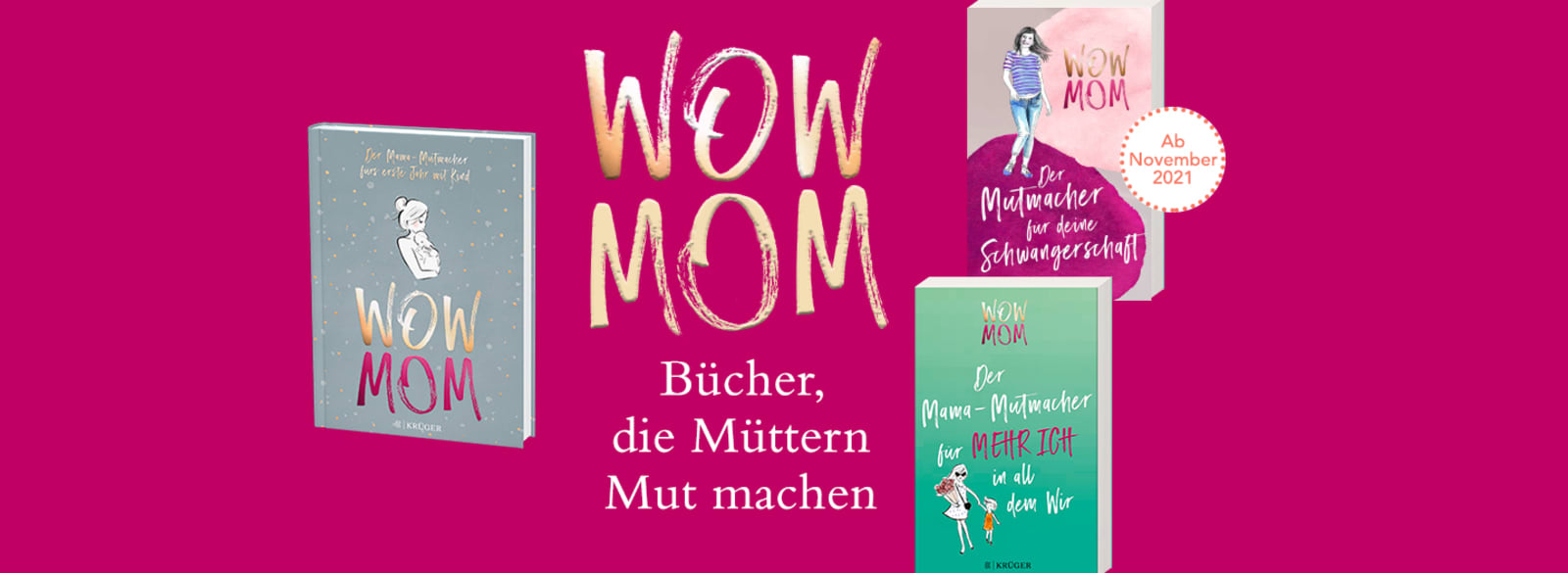 Herobanner WOW MOM 1-3