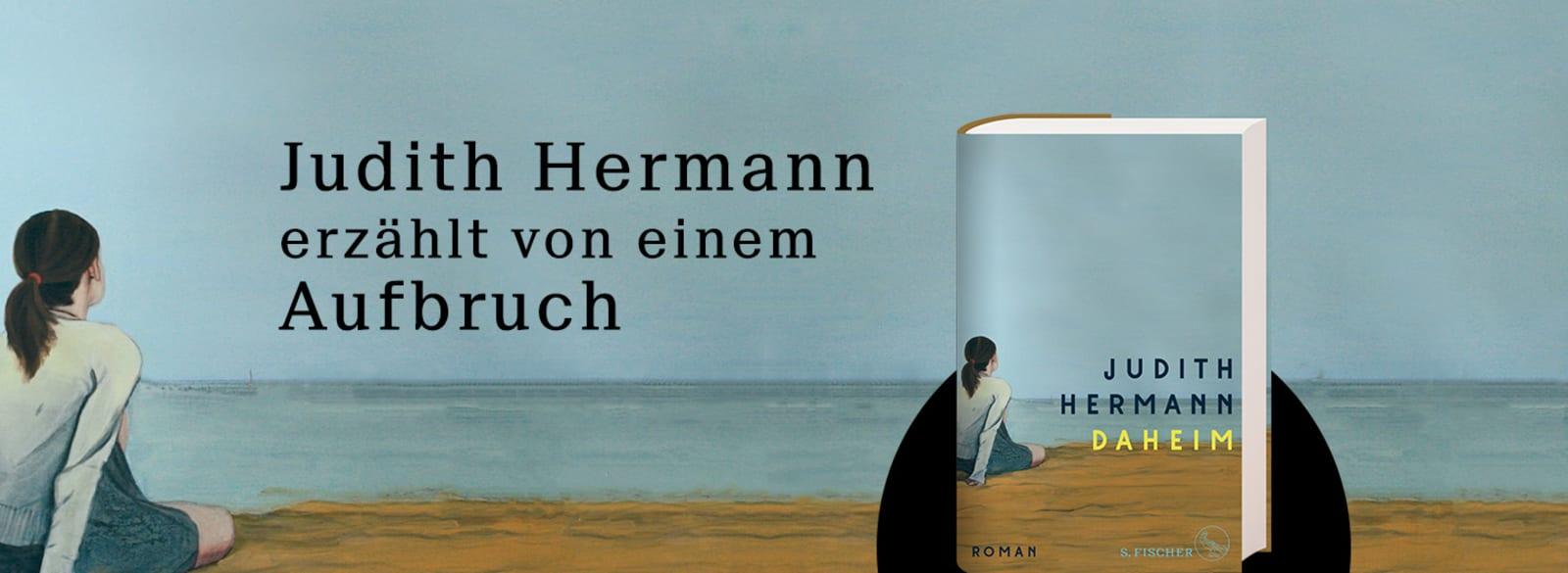 Judith Hermann Daheim HC