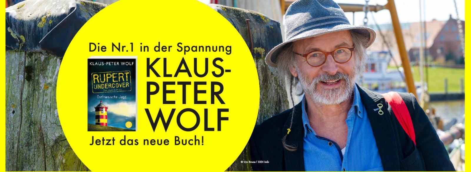 Wolf Ostfriesische Jagd TB