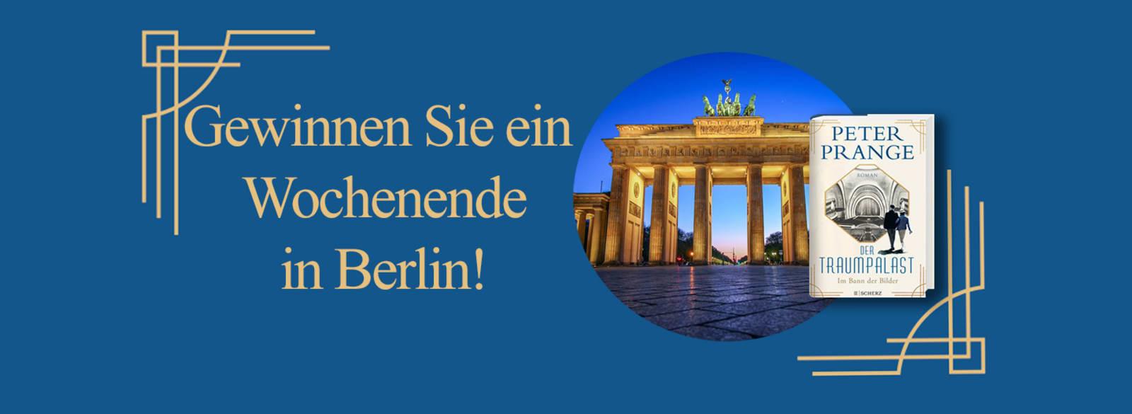 Gewinnen Sie ein Wochenende in Berlin!
