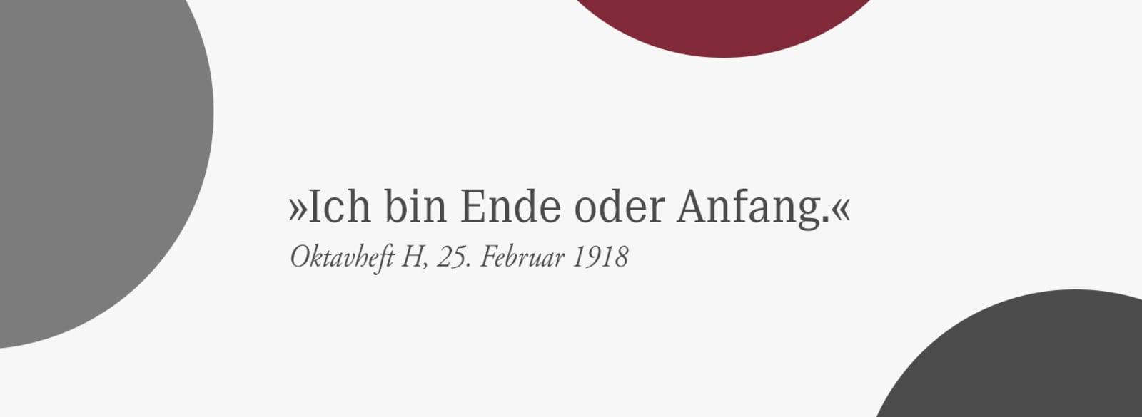 """Zitat von Franz Kafka: """"Ein Käfig ging einen Vogel suchen."""""""