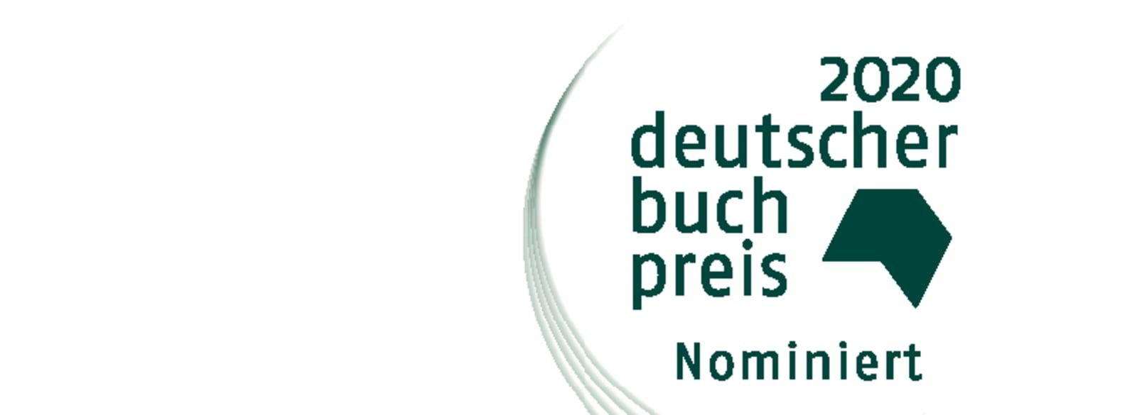 Deutscher Buchpreis nominiert
