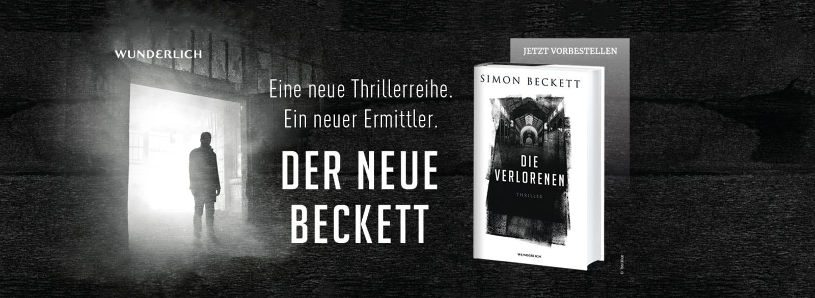 Der neue Beckett: «Die Verlorenen»