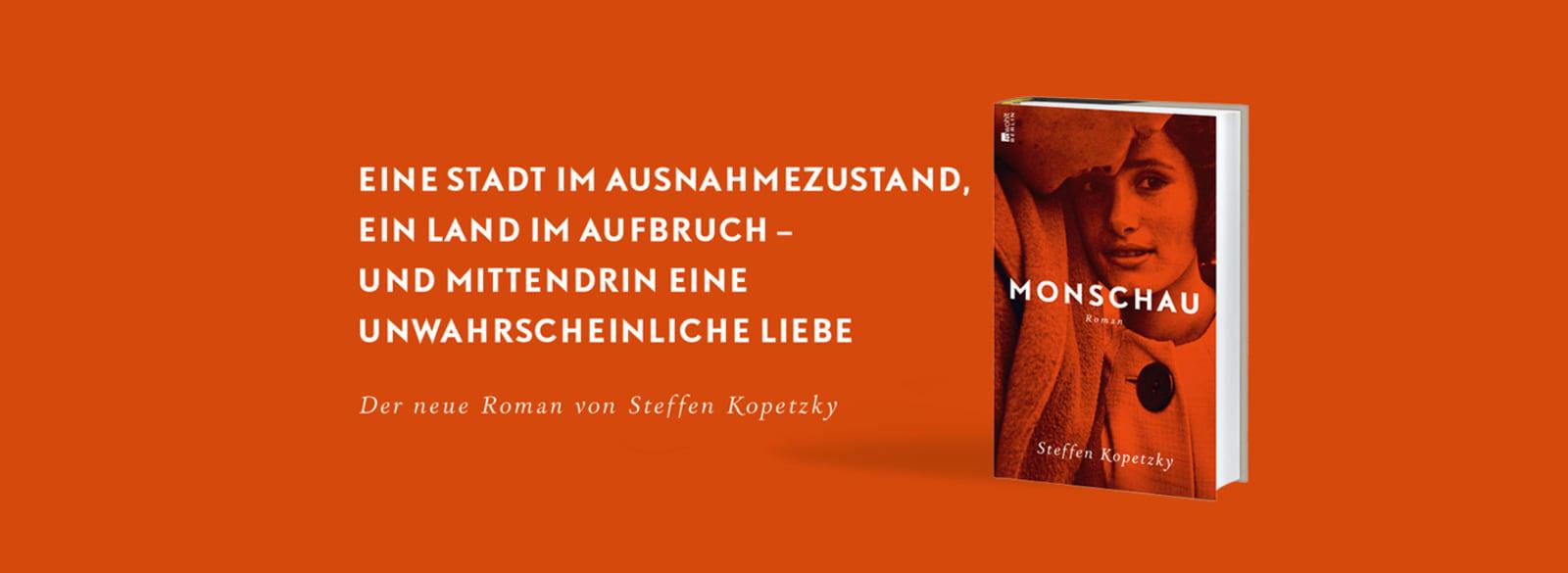 «Monschau» von Steffen Kopetzky
