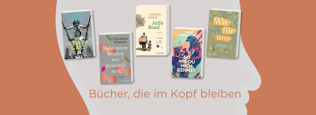 Bücher, die im Kopf bleiben