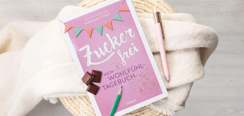 Cover Zuckerfrei Mein Wohlfühltagebuch