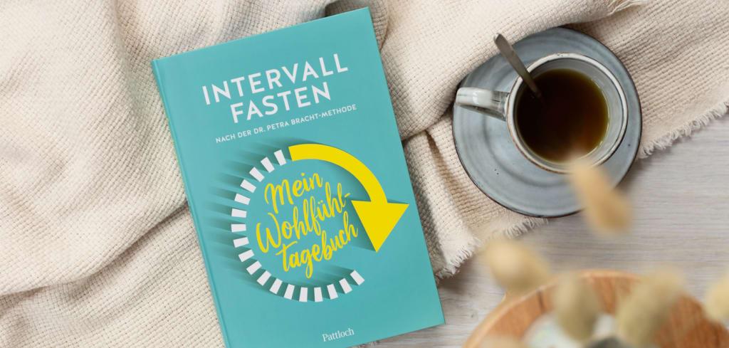 Cover Intervallfasten Mein Wohlfühltagebuch