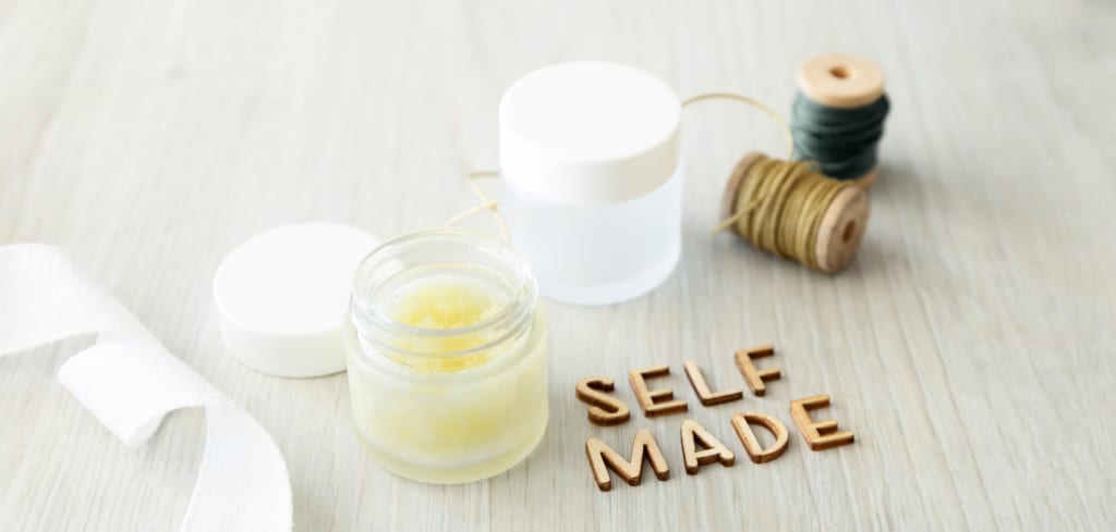 2-Minuten-DIY: Olivenöl Lippenpeeling