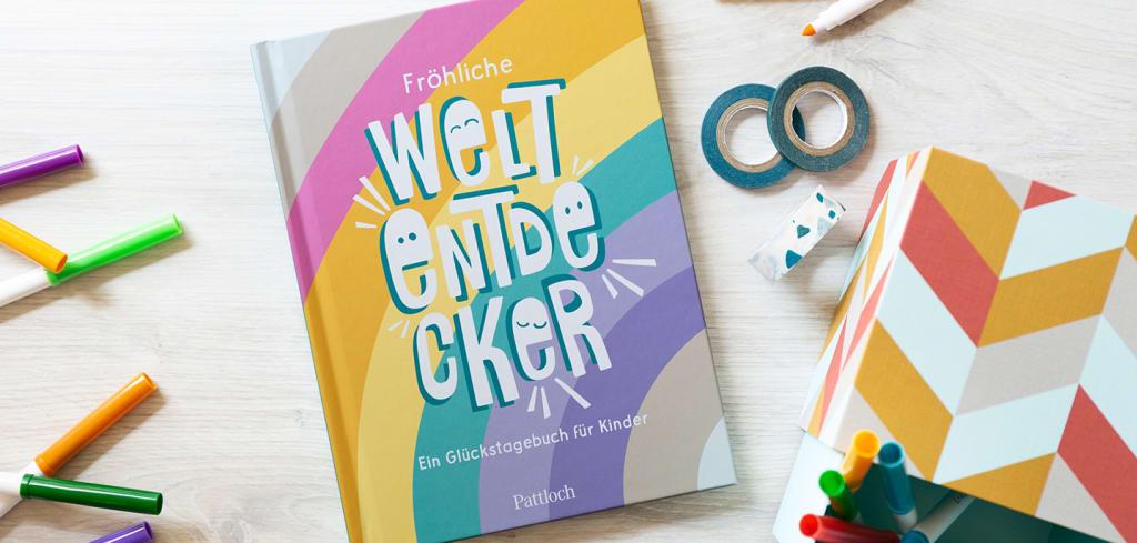 Cover Pattloch Fröhliche Weltentdecker