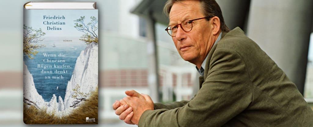 Banner von Friedrich Christian Delius' neuen Roman