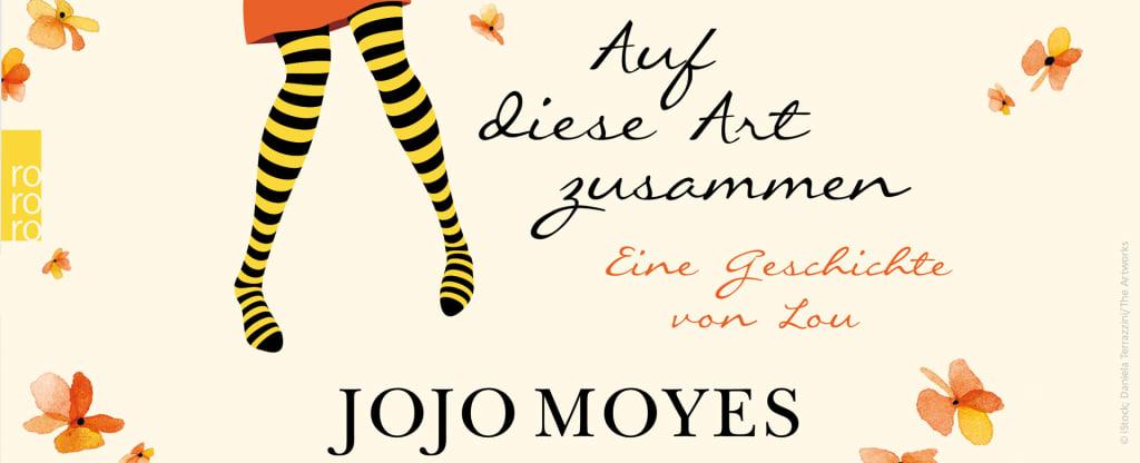 Banner zu Jojo Moyes Lou-Kurzgeschichte