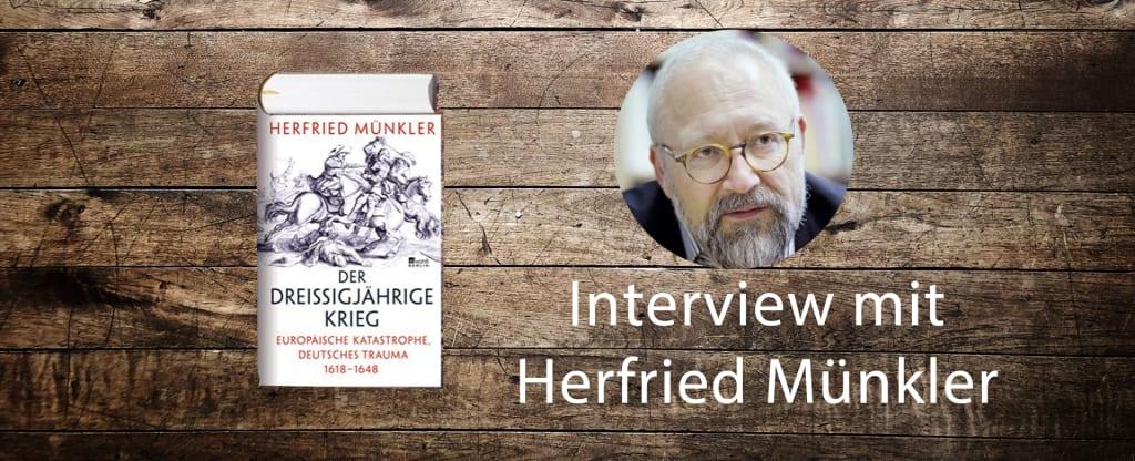 Herfried Münklers brillante Gesamtdarstellung des Dreißigjährigen Kriegs