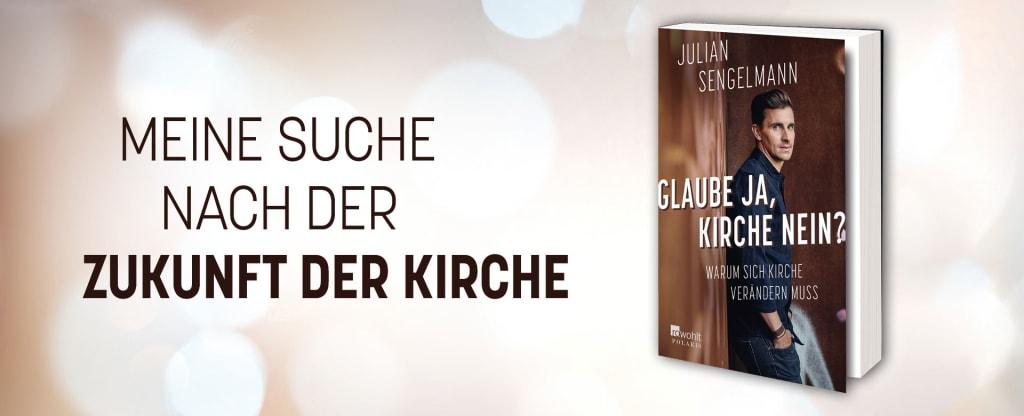 Banner zum Buch von Julian Sengelmann
