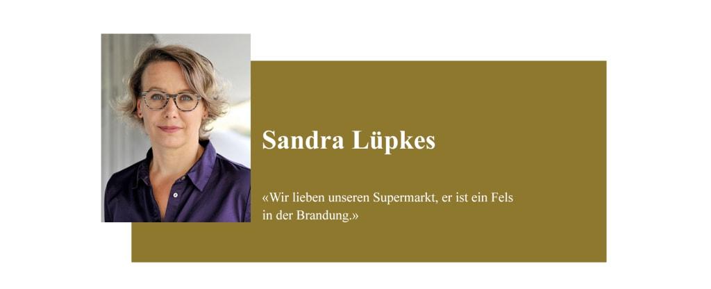 Banner zum Coronabeitrag von Sandra Lüpkes