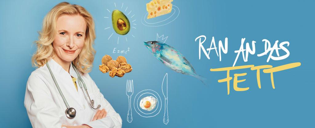 Banner zu Anne Flecks «Ran an das Fett»