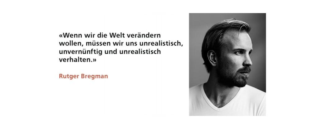 Rutger Bregmann