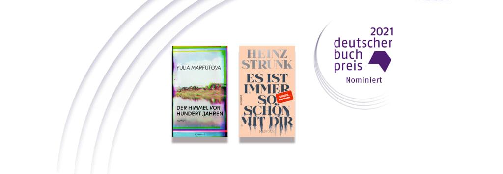 Auf der Longlist für den Deutschen Buchpreis