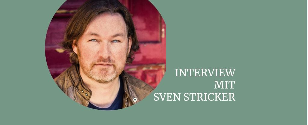 Bild vom Autor Sven Stricker