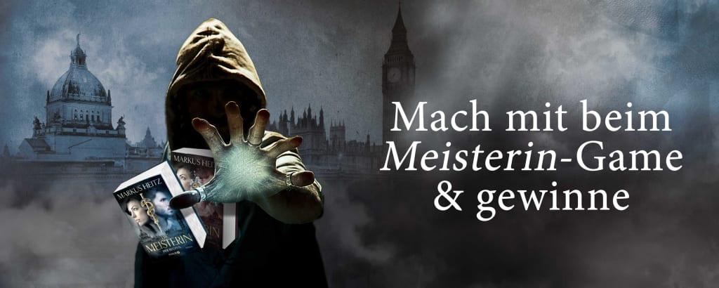 Schule der Meisterin - Mach mit beim Meisterin-Game und gewinne