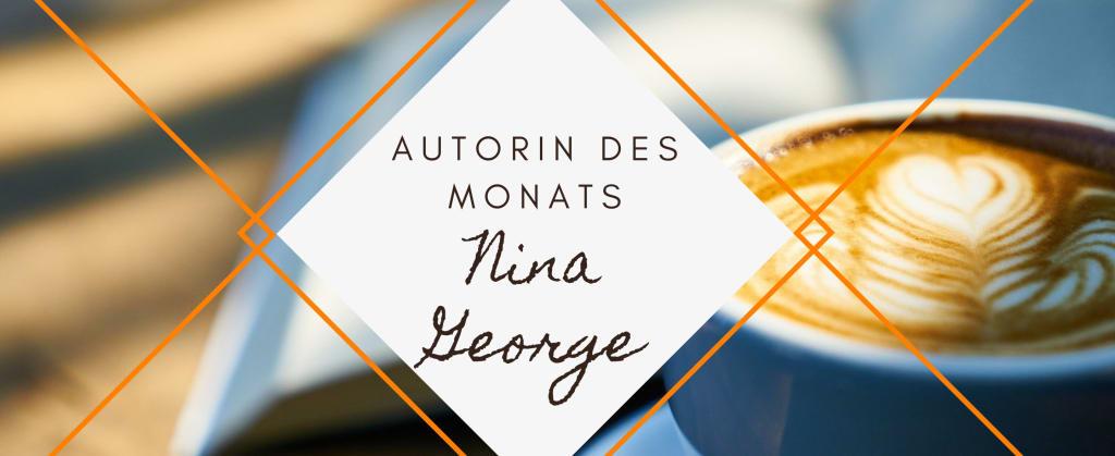 Autorin des Monats Nina George