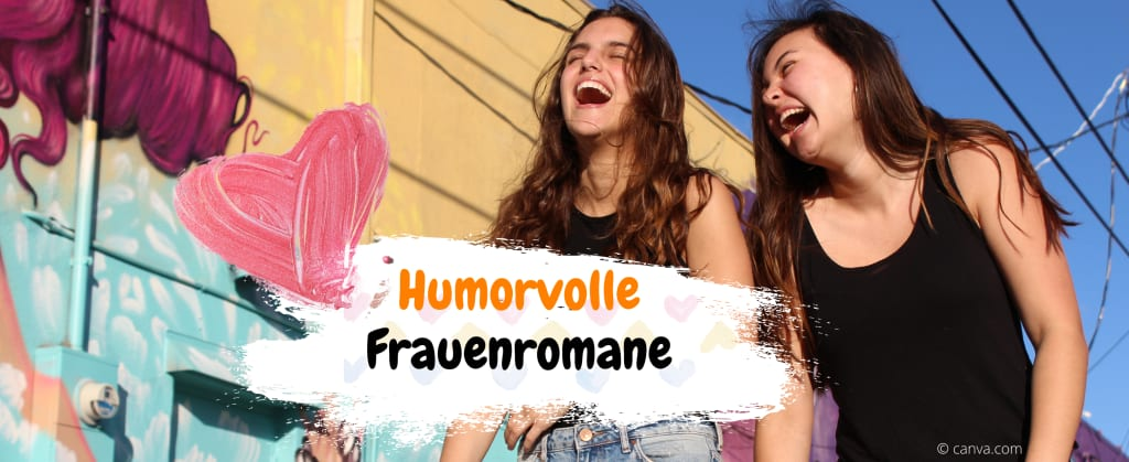 Magazin_Humorvolle Frauenromane