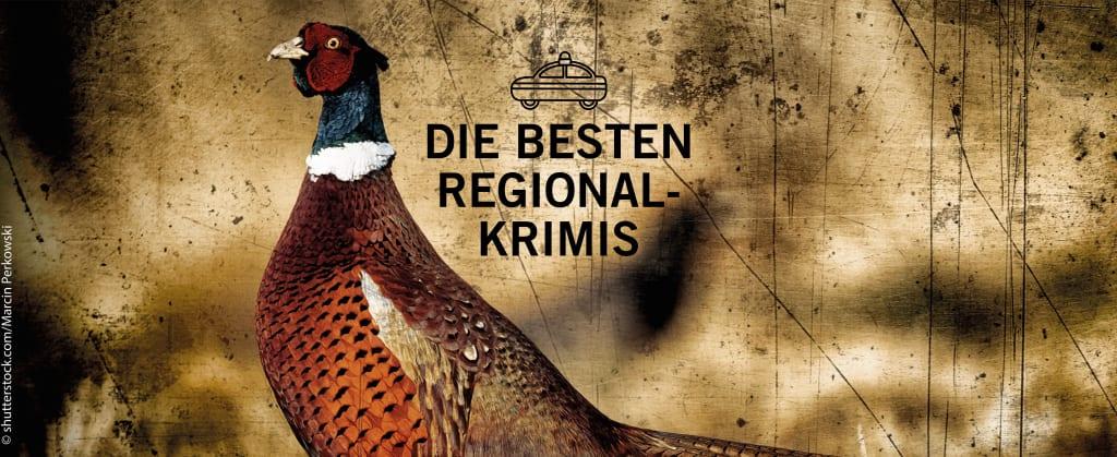 Die besten Regionalkrimis