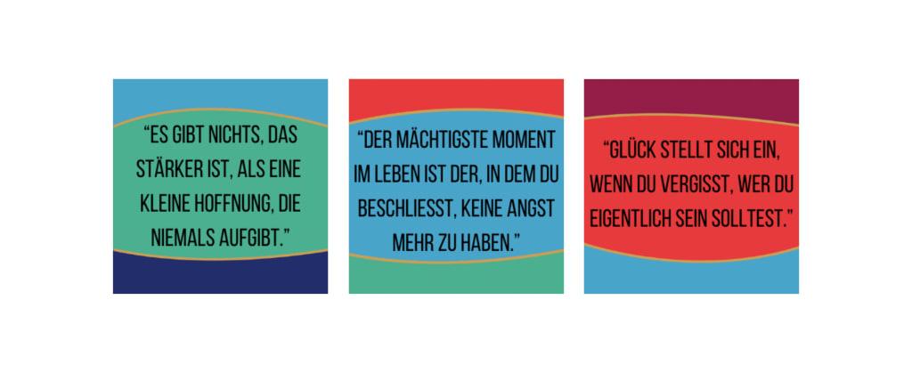 """Zitate aus Matt Haig's Buch """"The Comfort Book"""""""