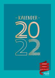 Cover Kalender Geschenkverlage Programm 2022