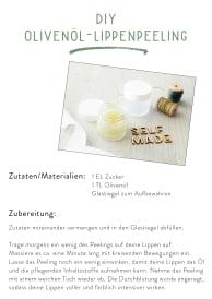 Downloadvorlage DIY Lippenpeeling