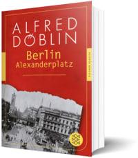 Buchcover Alfred Döblin - Berlin Alexanderplatz
