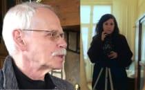 Der Übersetzer Michael Bischoff und die Übersetzerin Laura Su Bischoff