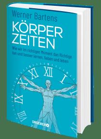 """Buchblock """"Körperzeiten"""" von Werner Bartens"""