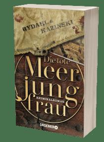 """Buchblock: Rydahl und Kazinski """"Die tote Meerjungfrau"""""""