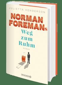 Buchblock Norman Forman's Weg zum Ruhm
