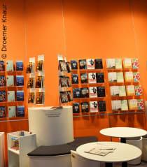 Droemer Knaur Stand auf der Leipziger Buchmesse