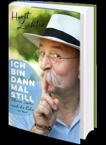Buchblock Horst Lichter Ich bin dann mal still