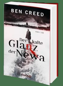 Buchblock Ben Creed – Der kalte Glanz der Newa